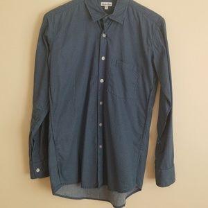 Steven Alan button down shirt, Size Small